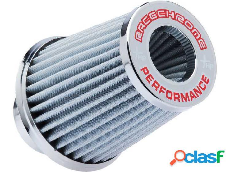 Filtro de ar performance duplo fluxo pequeno branco