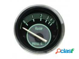 Manômetro de óleo cronomac volks 52mm elétrico 5kg verde