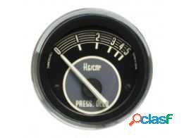 Manômetro de óleo cronomac volks 52mm elétrico 5kg bege