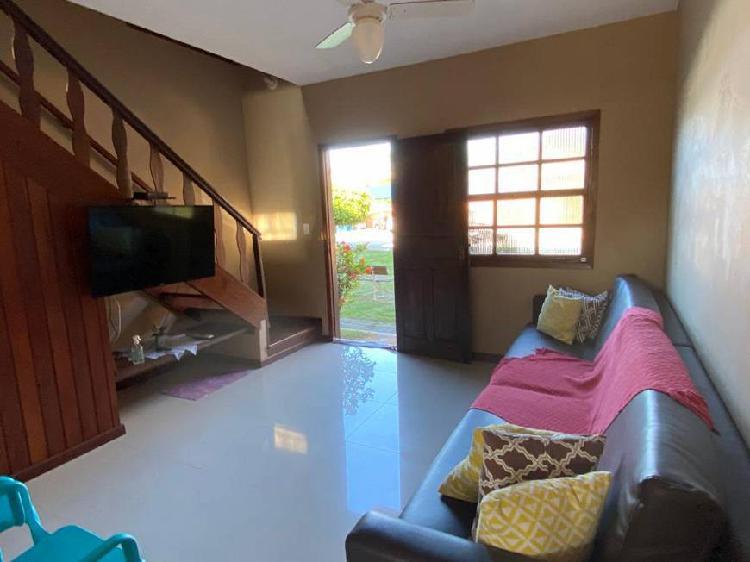 Casa de condomínio para venda com 75 metros quadrados com 2