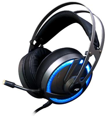 Gaming headset c3tech ph-g300 goshawk rgb led 40mw