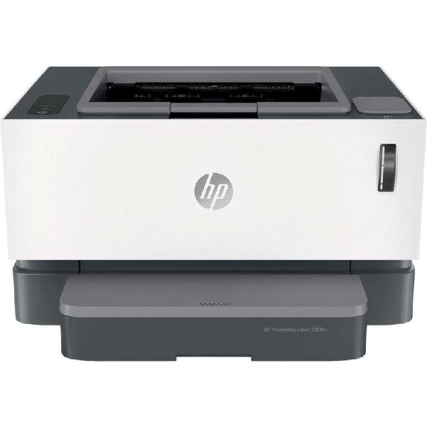 Impressora hp laser nervestop 1000w monocromática branco