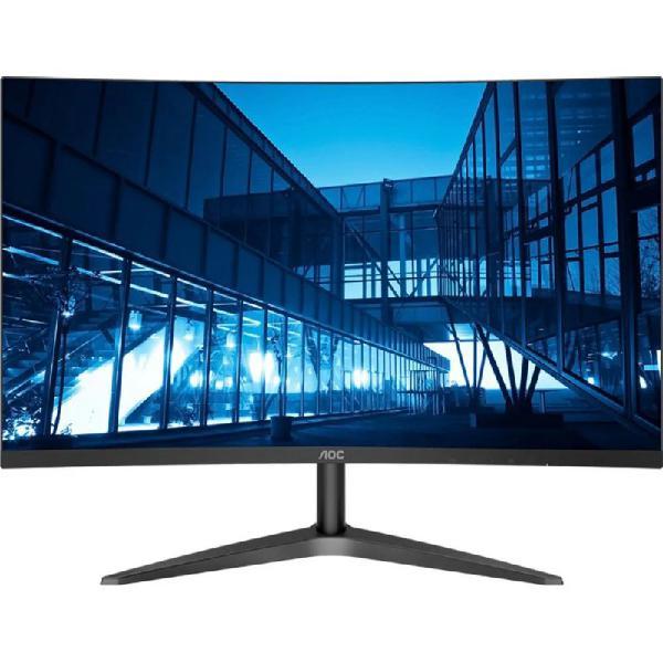 "Monitor led aoc 23,6"" 24b1h widescreen full hd bordas"