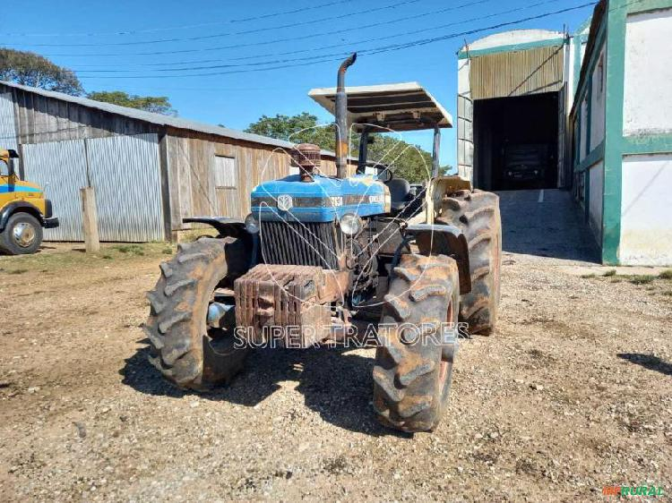 Trator new holland 7630 4x4 ano 99