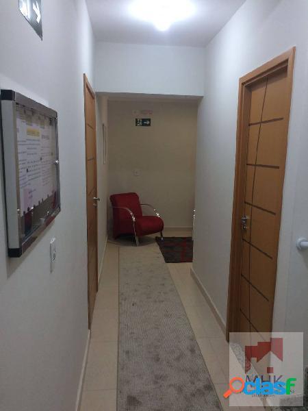 Cobertura duplex - 125m² - vila gerty - são caetano do sul