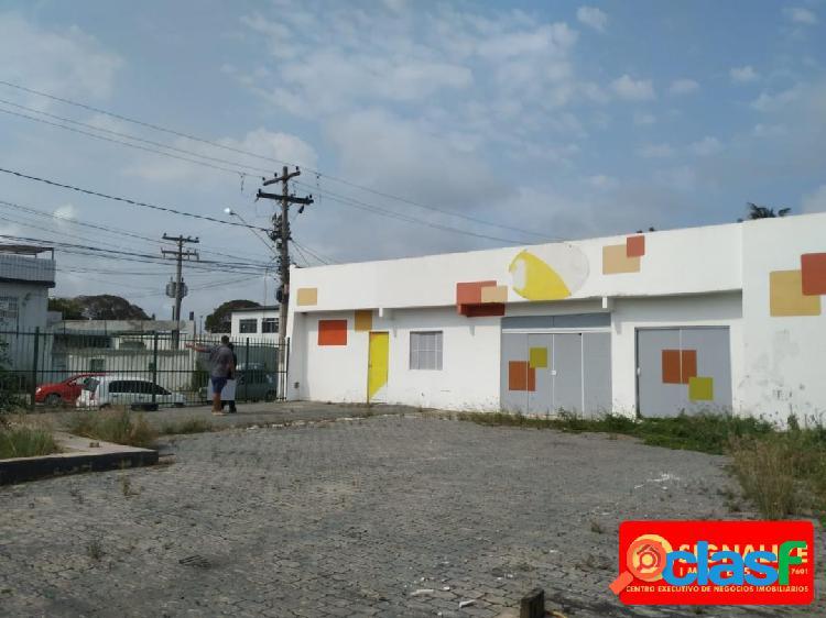 Ponto/loja comercial excelente localização, na principal entrada da cidade