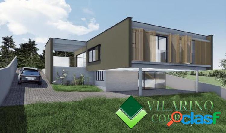 Casa em construção na lagoa dos ingleses (alphaville)