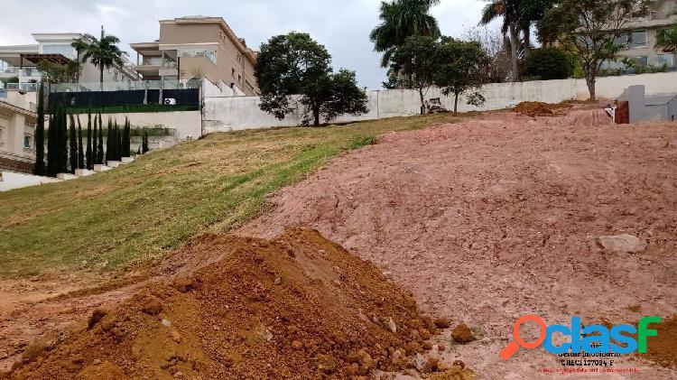 Terreno aclive residencial tamboré 2