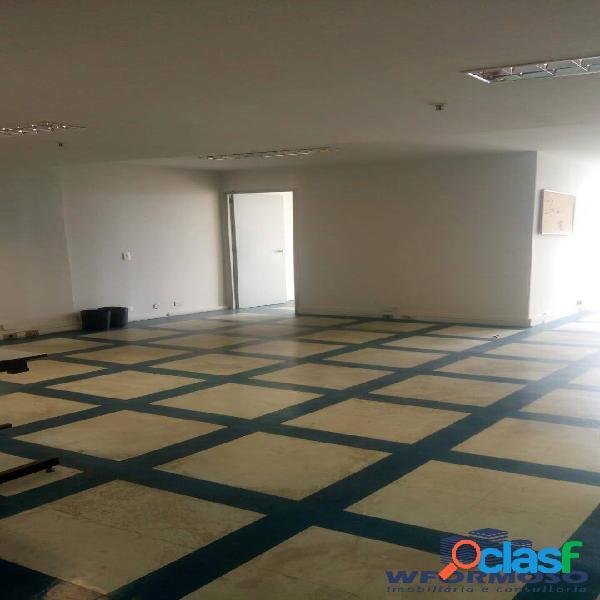 Amplo conjunto de salas para locação av presidente vargas no centro rj