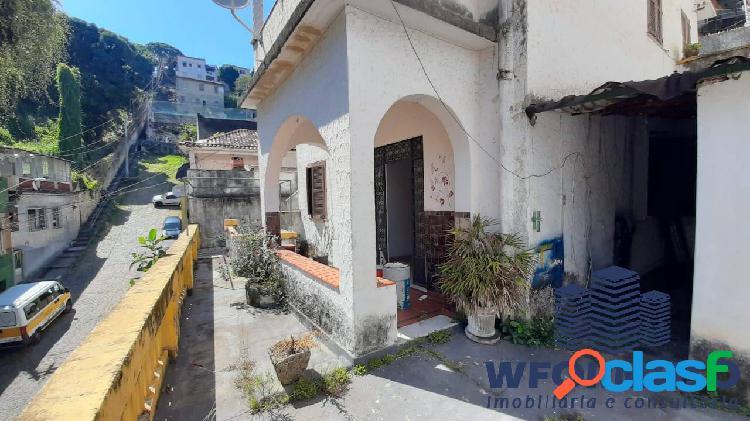 Casas à venda em santa teresa na rua padre miguelinho - rj