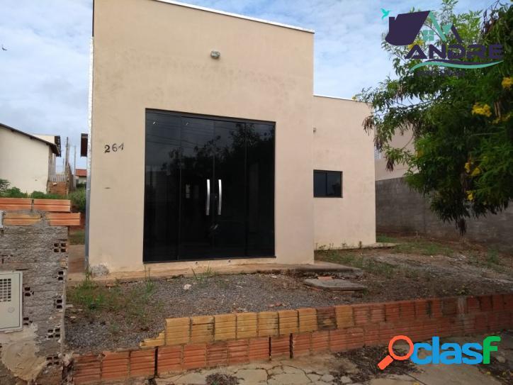 Casa, 1 dormitório, 35m², no Maria G. da Motta, Piraju/SP.