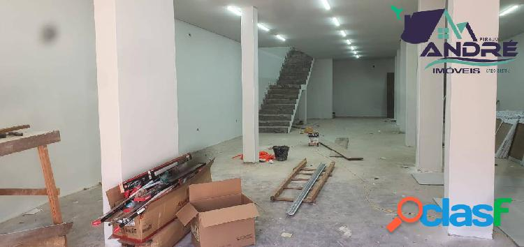 Imóvel comercial, 384m², no Centro, Piraju/SP. 2