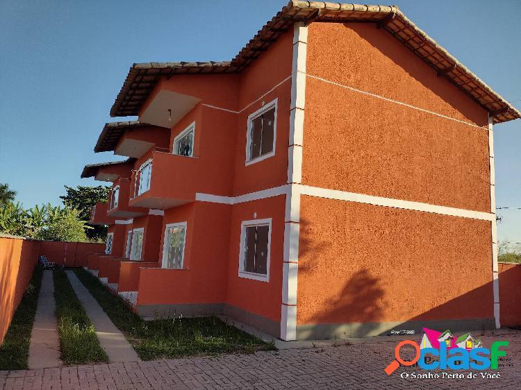Belo apartamento a venda de 2 quartos em itaipuaçú !