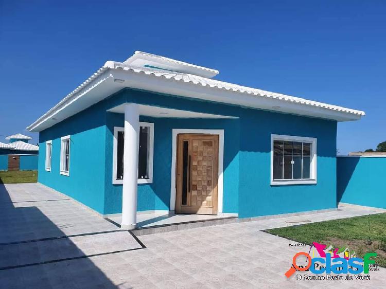 Casa espetacular a venda, 3 dormitórios em itaipuaçú!