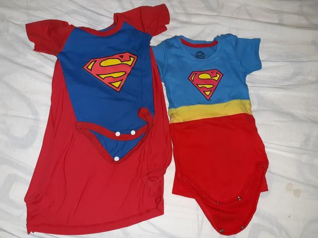 Body bebê super-herói