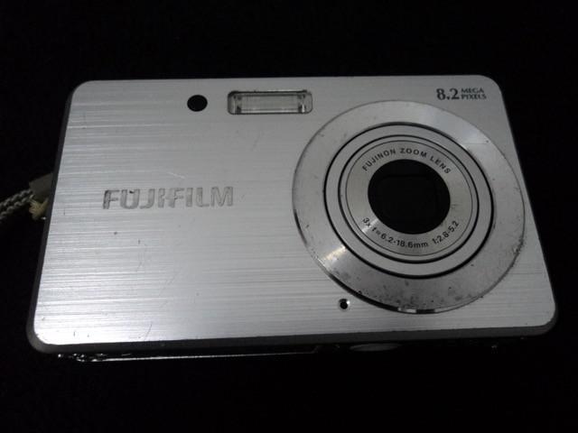 Camera digital fujifilm finepix j10 8.2mp