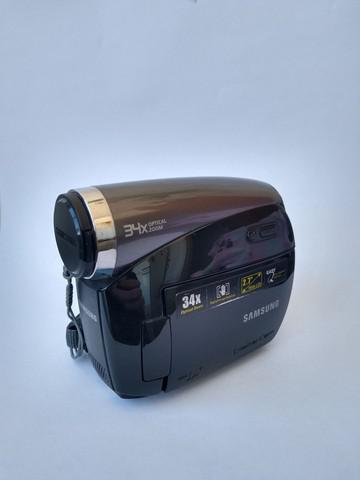 Câmera mini dv samsung usada