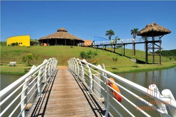 Ecovillas do lago - terreno à venda, 1542 m² por r$