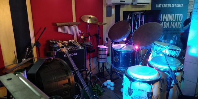 Estúdio aluguel Studio musical