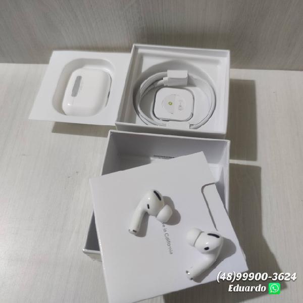 Fone airpods pro 3 (1linha premium) lacrado na caixa!