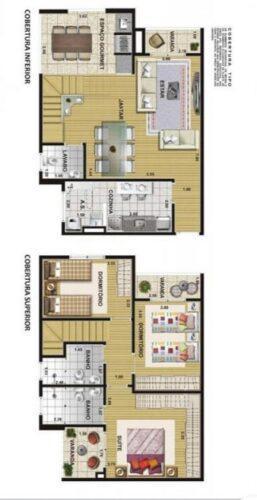 Gopoúva, região central de guarulhos, 54 e 112 m2, 02
