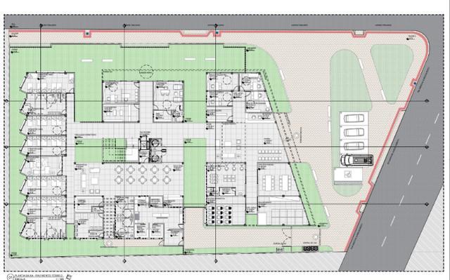 Plantas arquitetônicas - projetista cadista