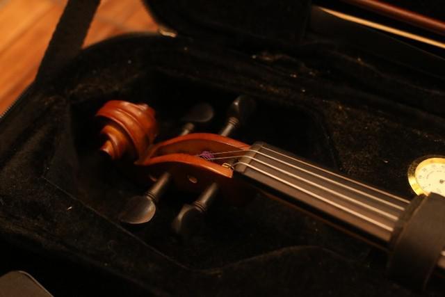 Violino elétrico - ev 744 (aceito troca e ofertas)
