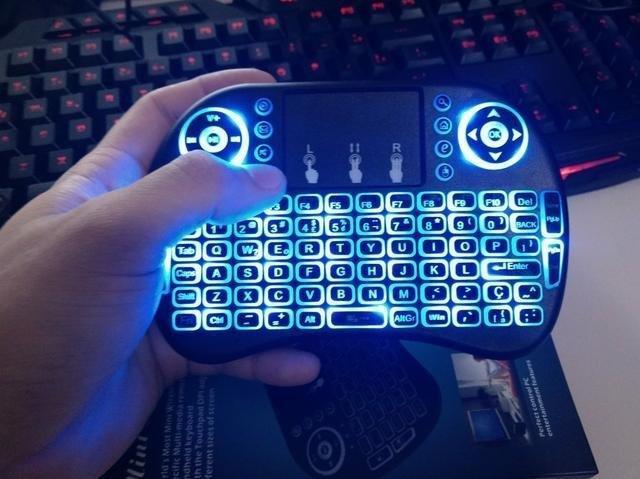 Wiki oferta: mini teclado para tv box (lojas wiki)