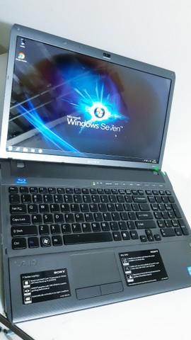 Notebook sony vaio core i7 12gb ram
