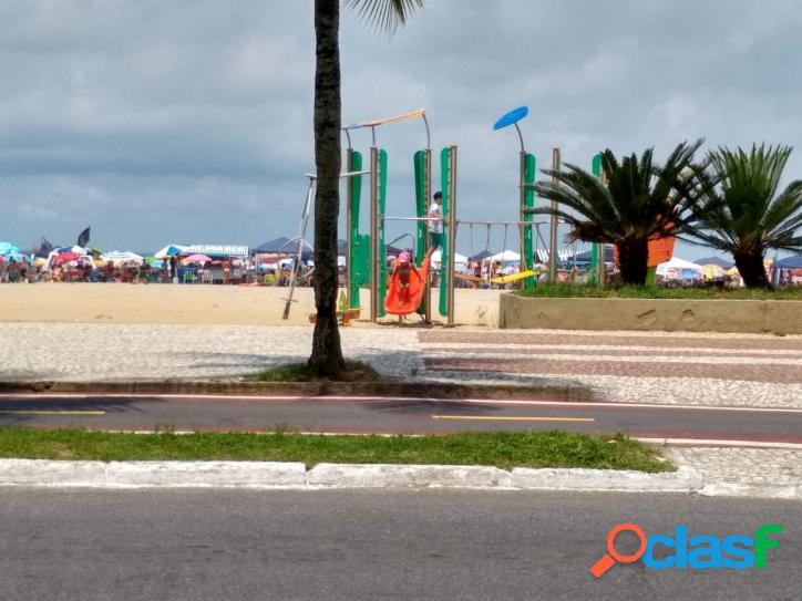 Kitnet - 1 Dorm. à venda - Vila Guilhermina - Praia Grande