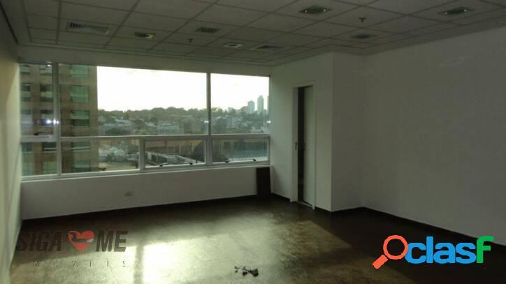 Conjunto comercial para locação, Vila Gertrudes, São Paulo.