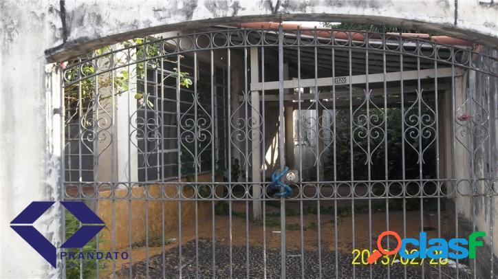 Terreno comercial para venda e locação, Campo Belo 2
