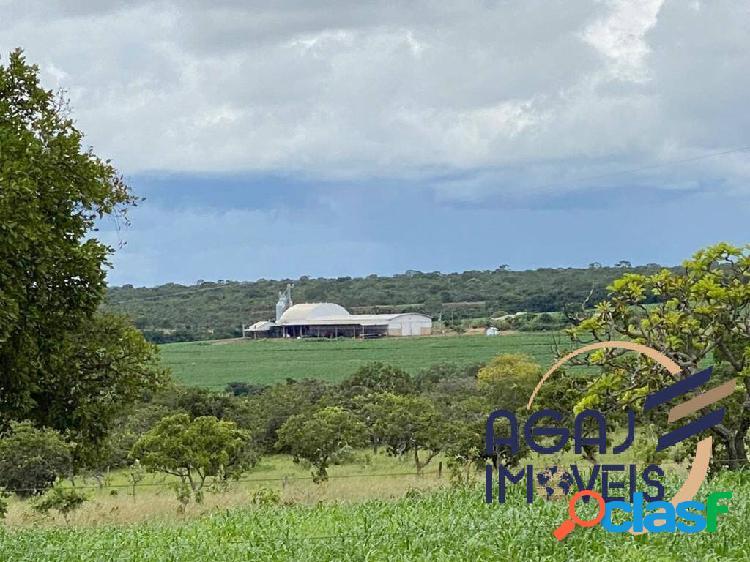 Fazenda em formoso-mg   765 alqueires   lavoura - pivô - pecuária