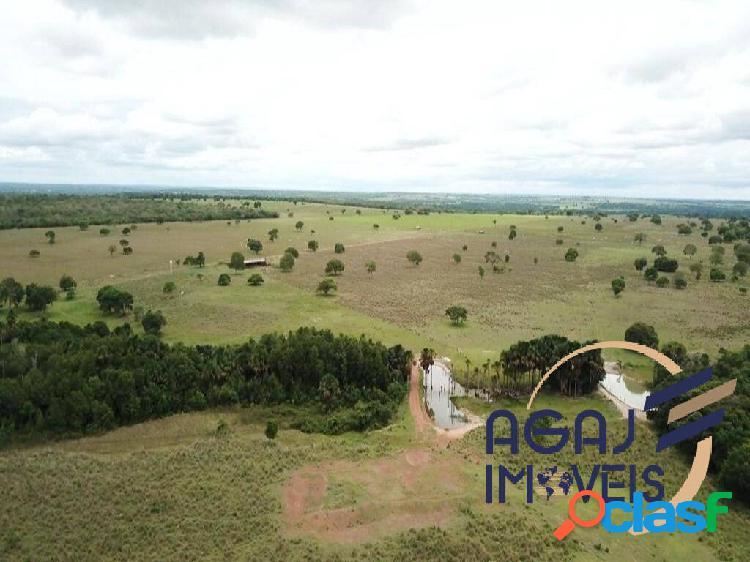 Fazenda em formoso do araguaia-to | 366 alqueires | dupla aptidão