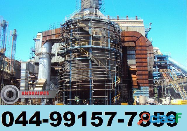 (44)9917 7859 andaimes industriais multidirecional, andaimes tubo roll campo grande