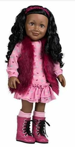 Boneca adora doll girl modelo jada - importada pronta