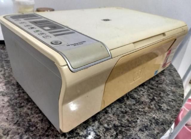 Impressoras hp smart