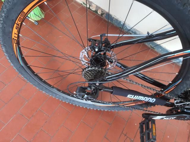 Bicicletas houston kamp tam 15 e 17 shimano