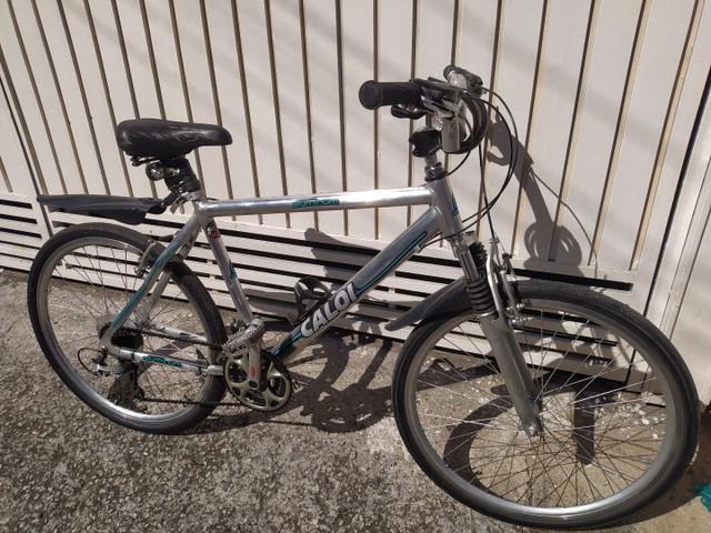 Bike/bicicleta aro 26 alumínio