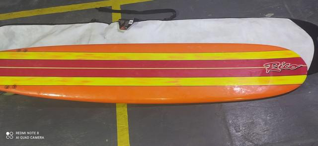 Long board 9 pés zerado