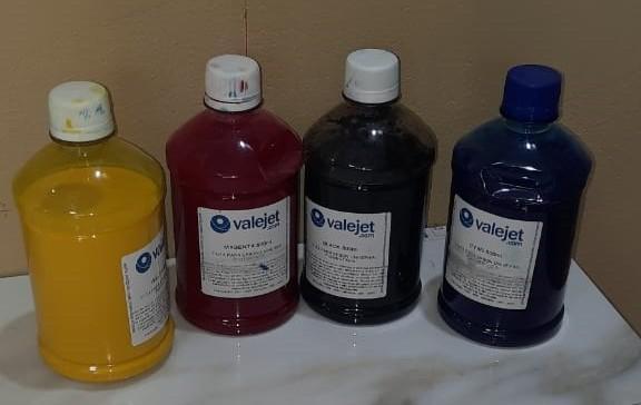 Tinta pigmentada para impressora plotter