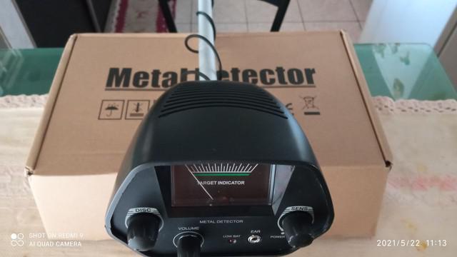 Detector de metais md 4030
