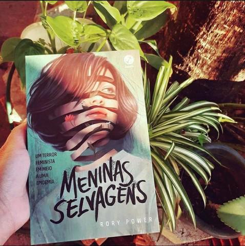 Livro: meninas selvagens (novo)