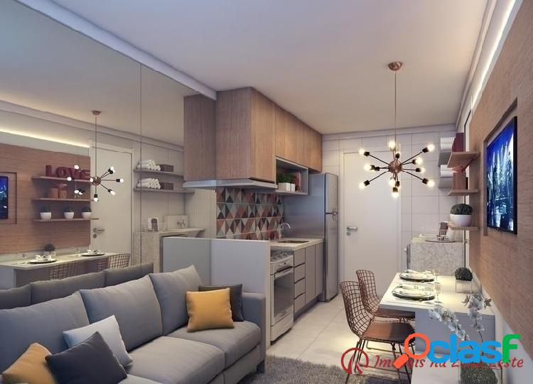 Studio 1 dormitório, 26m² - vila prudente