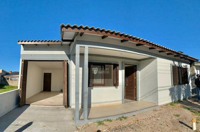 Casa à venda com 3 dormitórios em zona nova, capao da