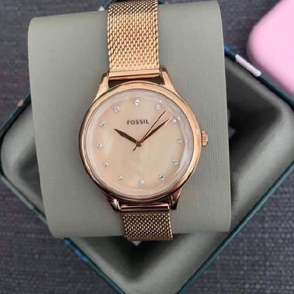 Relógio fóssil importado original