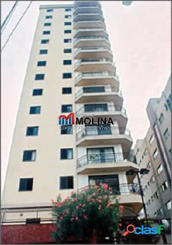 Apartamento bairro campestre - 111m²