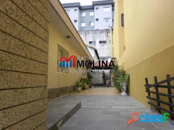 Casa térrea santa maria - 180 m² 2 dorms e 4 vagas