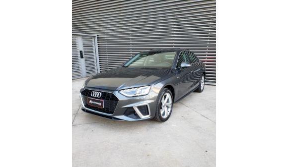 Audi a4 2.0 prestige plus 20/21 cinza