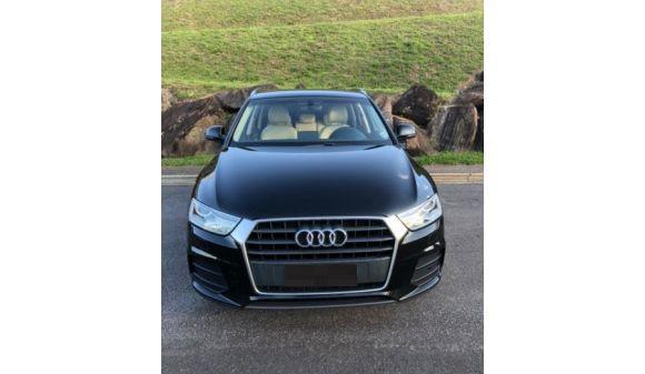 Audi q3 1.4 1.4 tfsi/tfsi flex s-tronic 5p 17/17 preto